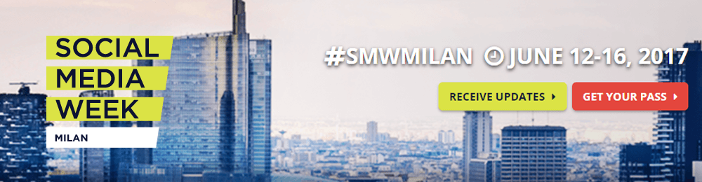 Social Media Week 2017 Milano