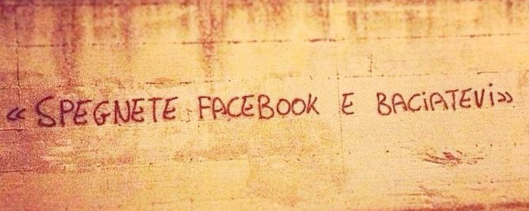 3 libri da leggere se ti occupi di marketing - spegnete Facebook e baciatevi