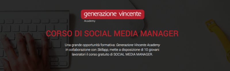 Laura De Vincenzo docente di Generazione Vincente Academy - devi napoli